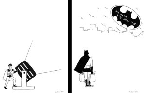 Batman Loves Robin